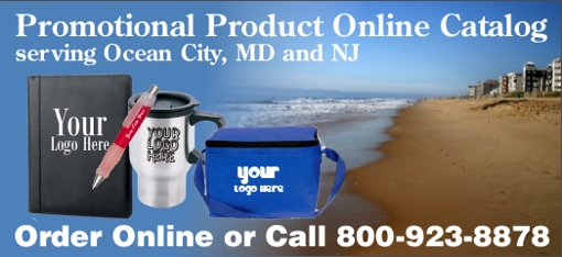 Promotional Products Ocean City: Maryland, MD & New Jersey, NJ
